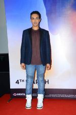 Mozez Singh at Zubaan film launch on 13th Jan 2016