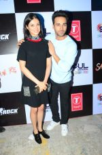 Pulkit Samrat and Divya Kumar promote Sanam Teri Kasam at college fest on 13th Jan 2016