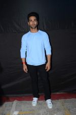 Pulkit Samrat promote Sanam Teri Kasam at college fest on 13th Jan 2016