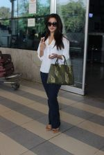 Raima Sen snapped at Airport on 13th Jan 2016