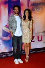 Sarah Jane, Vicky Kaushal at Zubaan film launch on 13th Jan 2016