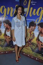 Sugandha Garg at Jugni film promotions on 13th Jan 2016