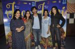 Sugandha Garg, Siddhanth Behl, Aniruta Jha, Sadhana Singh at Jugni film promotions on 13th Jan 2016 (28)_56975697300cf.JPG