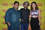 Sunny Leone, Vir Das & Milap Zaveri promote Mastizaade at 98.3 FM Radio Mirchi on 13th Jan 2016 (3)_569757a27f4c9.JPG