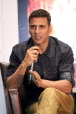 Akshay Kumar promote Airlift in Kolkata on 14th Jan 2016
