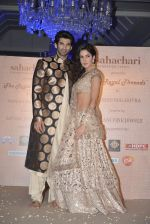 Katrina Kaif, Aditya Roy Kapur walks for Manish Malhotra show for Sahachari Foundation on 14th Jan 2016 (112)_5698f2eb4d074.JPG