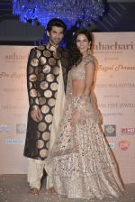 Katrina Kaif, Aditya Roy Kapur walks for Manish Malhotra show for Sahachari Foundation on 14th Jan 2016 (114)_5698f2ec6ea47.JPG