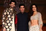 Katrina Kaif, Aditya Roy Kapur walks for Manish Malhotra show for Sahachari Foundation on 14th Jan 2016 (255)_5698f2edae4eb.JPG