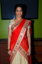Ritika Singh with Saala Khadoos team celebrate Pongal on 14th Jan 2016