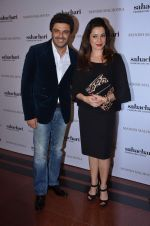 Sameer Soni, neelam Kothari at Manish Malhotra show for Sahachari Foundation on 14th Jan 2016 (249)_5698f3f8178f0.JPG
