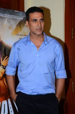 Akshay Kumar photo shoot for the promotions of  film Airlift on 15th Jan 2016