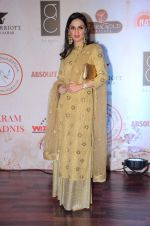 Anu Dewan at Vikram Phadnis 25 years show on 16th Jan 2016