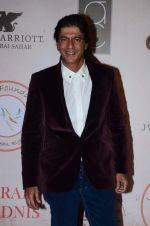 Chunky Pandey at Vikram Phadnis 25 years show on 16th Jan 2016
