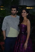 Katrina Kaif, Aditya Roy Kapur promote Fitoor in Delhi on 15th Jan 2016 (31)_569b6c84eb570.JPG