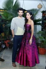 Katrina Kaif, Aditya Roy Kapur promote Fitoor in Delhi on 15th Jan 2016 (5)_569b6c6431cf0.JPG