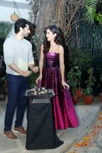 Katrina Kaif, Aditya Roy Kapur promote Fitoor in Delhi on 15th Jan 2016 (7)_569b6c650b4ac.JPG