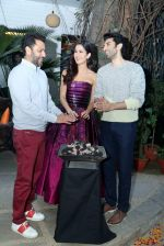 Katrina Kaif, Aditya Roy Kapur, Abhishek Kapoor promote Fitoor in Delhi on 15th Jan 2016 (43)_569b6c68964b7.JPG