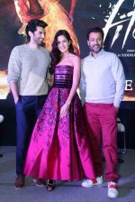 Katrina Kaif, Aditya Roy Kapur, Abhishek Kapoor promote Fitoor in Delhi on 15th Jan 2016 (45)_569b6c69758a7.JPG