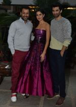 Katrina Kaif, Aditya Roy Kapur, Abhishek Kapoor promote Fitoor in Delhi on 15th Jan 2016 (47)_569b6c6abfbd6.JPG