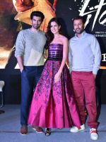 Katrina Kaif, Aditya Roy Kapur, Abhishek Kapoor promote Fitoor in Delhi on 15th Jan 2016 (50)_569b6c6bb0054.JPG