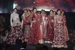 Model walk the ramp at Vikram Phadnis 25 years show on 16th Jan 2016