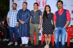 Radhika Apte and Nawazuddin Siddiqui, Anand L. Rai at Khidkiyan festival on 16th Jan 2016