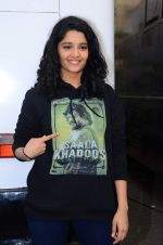 Ritika Singh at Saala Khadoos photo shoot on 15th Jan 2016