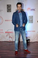 Rohit Roy at Vikram Phadnis 25 years show on 16th Jan 2016