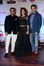 Rohit Roy, Ronit Roy at Vikram Phadnis 25 years show on 16th Jan 2016