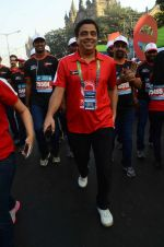 Ronnie Screwala at Mumbai marathon on 17th Jan 2016 (156)_569b823023b72.JPG