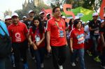 Ronnie Screwala at Mumbai marathon on 17th Jan 2016 (158)_569b8231be869.JPG