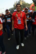 Ronnie Screwala at Mumbai marathon on 17th Jan 2016 (157)_569b8231061be.JPG
