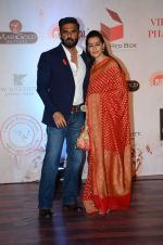 Sunil Shetty, Mana Shetty at Vikram Phadnis 25 years show on 16th Jan 2016 (142)_569b832a3a249.JPG