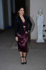 Sunny Leone snapped on 15th Jan 2016