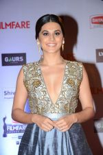 Taapsee Pannu at Filmfare Awards 2016 on 15th Jan 2016