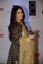 genelia D Souza  at Vikram Phadnis 25 years show on 16th Jan 2016