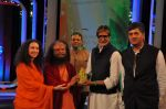 Amitabh Bachchan at NDTV Cleanathon on 17th Jan 2016