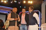 Amitabh bachchan, Kunal Kapoor at NDTV Cleanathon on 17th Jan 2016