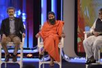 Baba Ramdev at NDTV Cleanathon on 17th Jan 2016