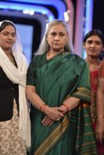 Jaya Bachchan at NDTV Cleanathon on 17th Jan 2016 (5)_569c94000cb42.JPG