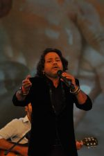 Kailash Kher at NDTV Cleanathon on 17th Jan 2016 (127)_569c940b98b78.JPG