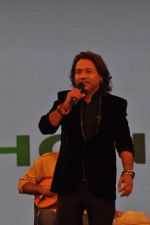 Kailash Kher at NDTV Cleanathon on 17th Jan 2016