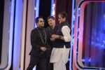 Mika Singh, Amitabh Bachchan at NDTV Cleanathon on 17th Jan 2016