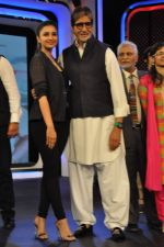 Parineeti Chopra, Amitabh Bachchan at NDTV Cleanathon on 17th Jan 2016