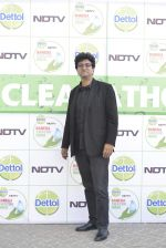 Parsoon Joshi at NDTV Cleanathon on 17th Jan 2016 (31)_569c9493a1e2f.JPG