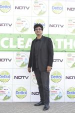 Parsoon Joshi at NDTV Cleanathon on 17th Jan 2016