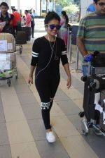 Sonu Kakkar snapped at airport on 17th Jan 2016