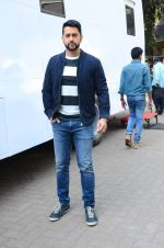 Aftab Shivdasani at Kyaa Kool Hain Hum 3 on location on 18th Jan 2016