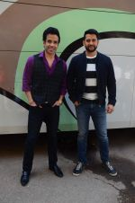 Aftab Shivdasani, Tusshar Kapoor at Kyaa Kool Hain Hum 3 on location on 18th Jan 2016 (32)_569de1de1965c.JPG