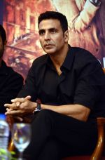 Akshay Kumar at the press conference of film airlift in Le-meridian Delhi on 18th Jan 2016